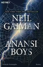 Anansi Boys (Copyright: Heyne)