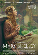 Mary Shelley (Bildnachweis: Prokino)